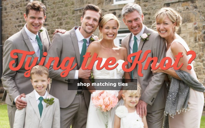 Tying The Knot - Shop Tie One On