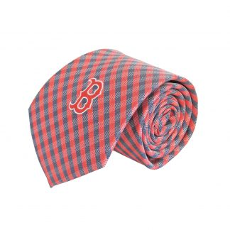66649254e8cbb Boston Red Socks Criss Cross Men's Tie 8208