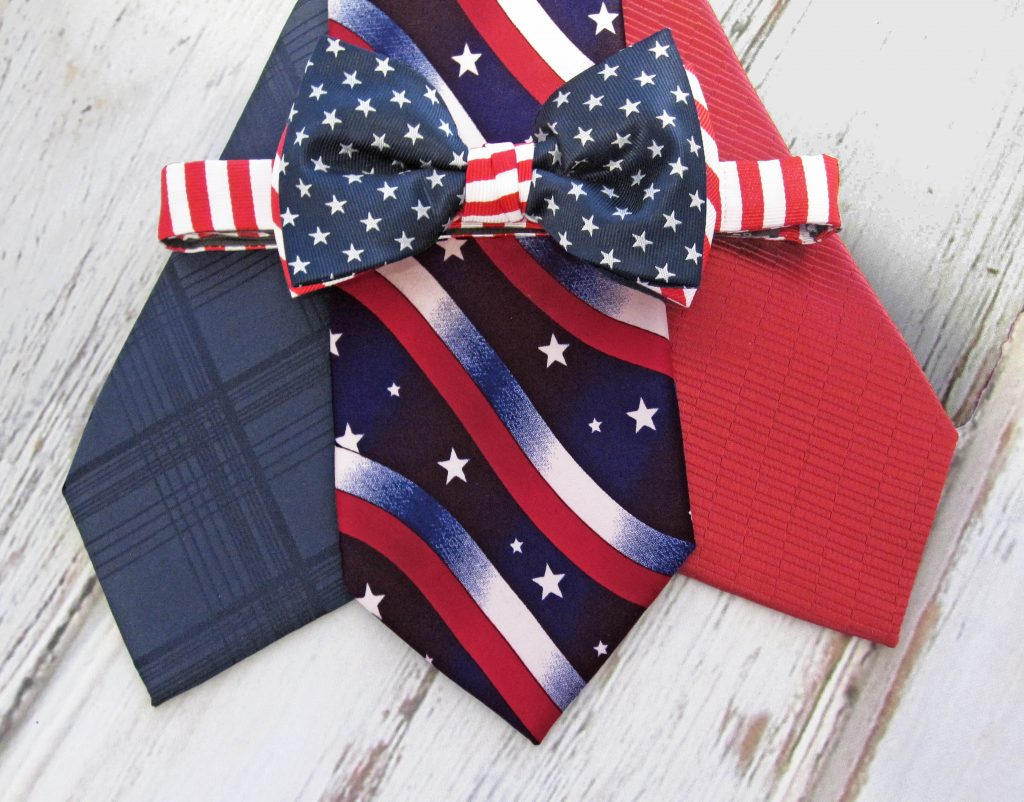 4th of July Ties - Shop Tie One On