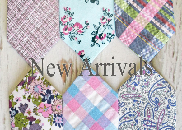 Latest Design Collections - New Arrivals - Shop Tie One On