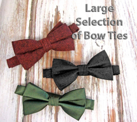 Large Selection of Bow Ties